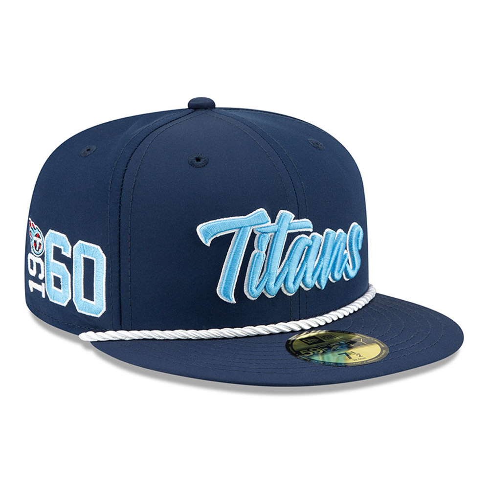 Tennesee Titans Sideline Home 59FIFTY