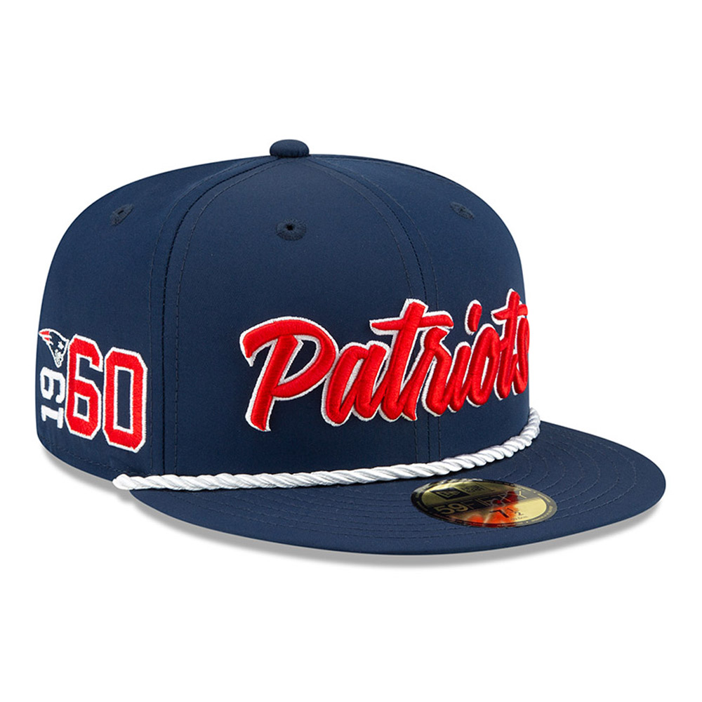 59FIFTY – New England Patriots – Sideline Home