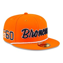 Denvers Broncos Sideline Home 59FIFTY