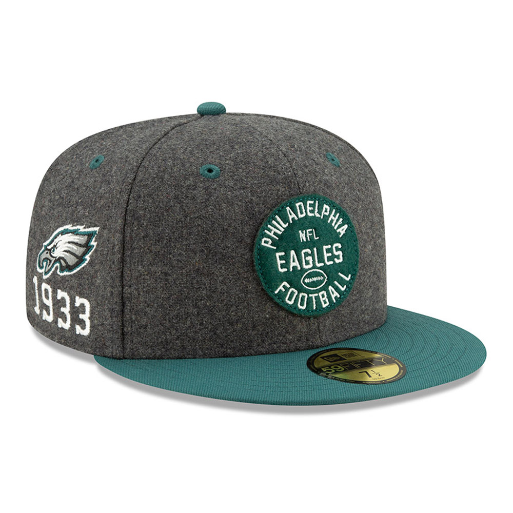 Philadelphia Eagles Sideline Home 59FIFTY