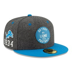 Detroit Lions Sideline Home 59FIFTY