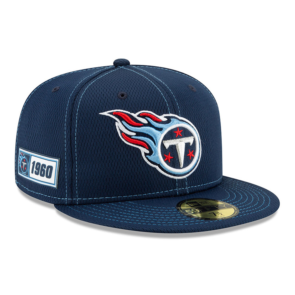 Tennesee Titans Sideline Road 59FIFTY