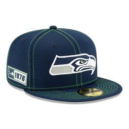 Seattle Seahawks Sideline Road 59FIFTY