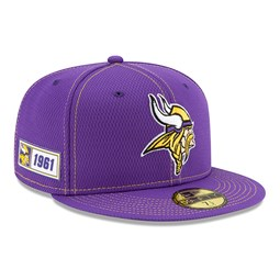 Minnesota Vikings Sideline 59FIFTY déplacement