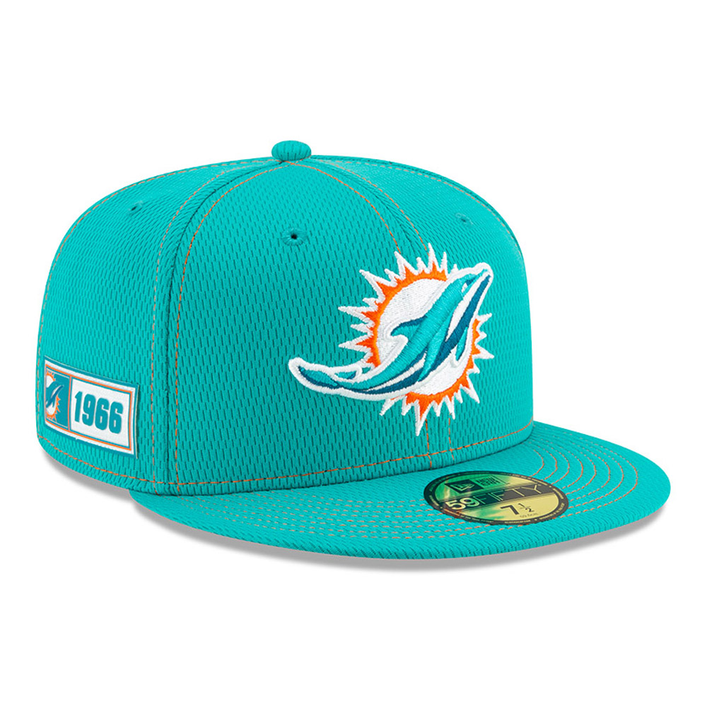 Miami Dolphins Sideline 59FIFTY déplacement