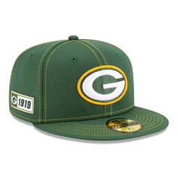 Green Bay Packers Sideline Road 59FIFTY