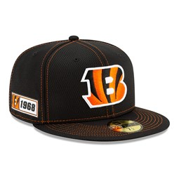 Cincinnati Bengals Sideline Road 59FIFTY
