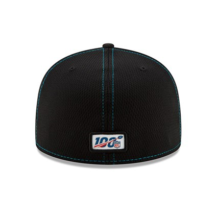 Carolina Panthers Sideline Road 59FIFTY
