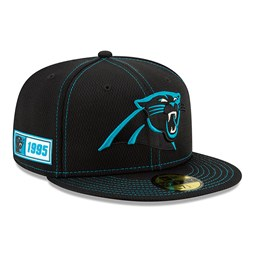 Carolina Panthers Sideline 59FIFTY déplacement