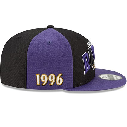 Baltimore Ravens Sideline Home 9FIFTY