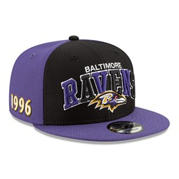 Baltimore Ravens Sideline 9FIFTY domicile
