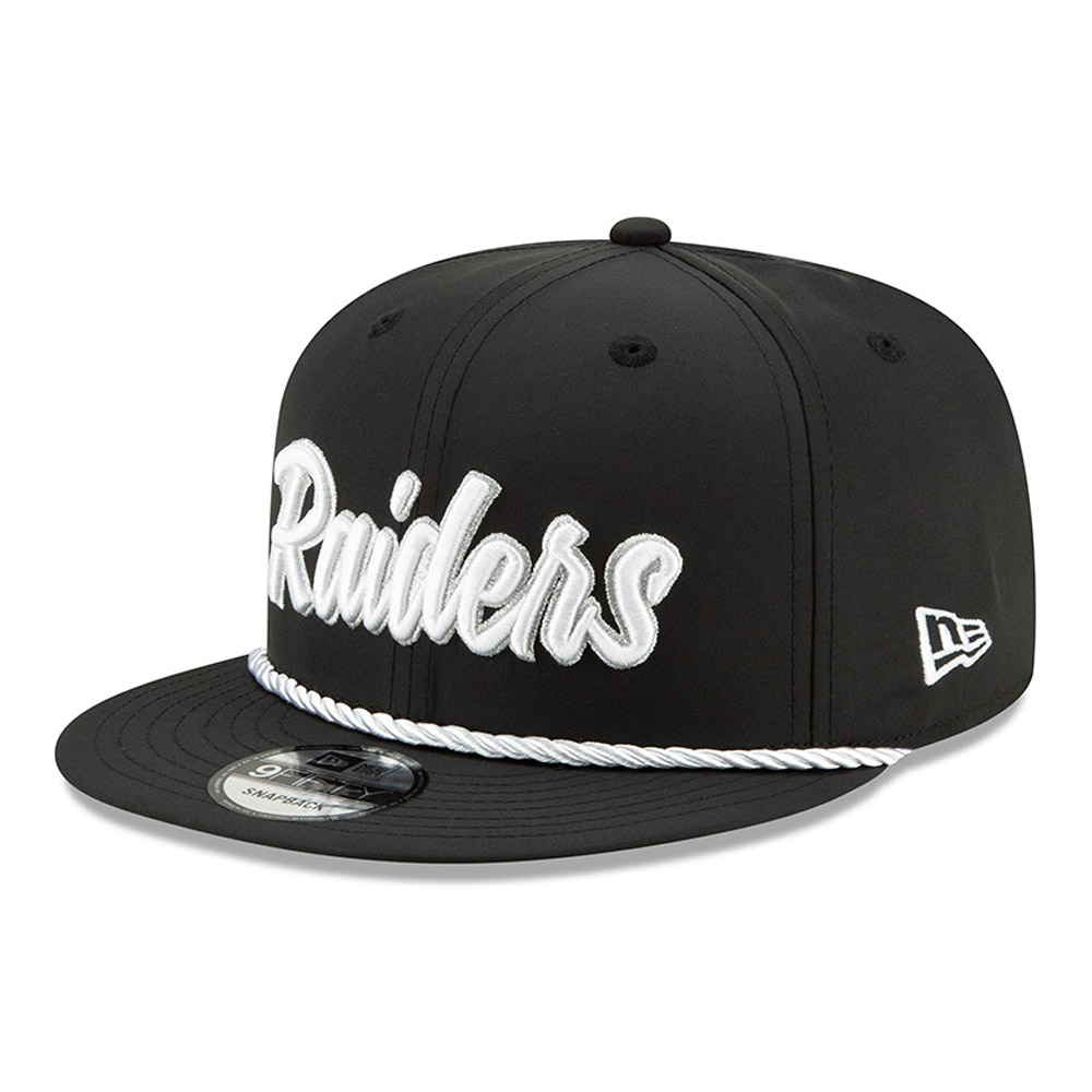 Oakland Raiders Sideline 9FIFTY domicile