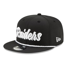 Oakland Raiders Sideline Home 9FIFTY