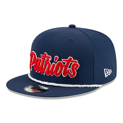 New Endland Patriots Sideline Home 9FIFTY