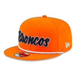 Denver Broncos Sideline Home 9FIFTY