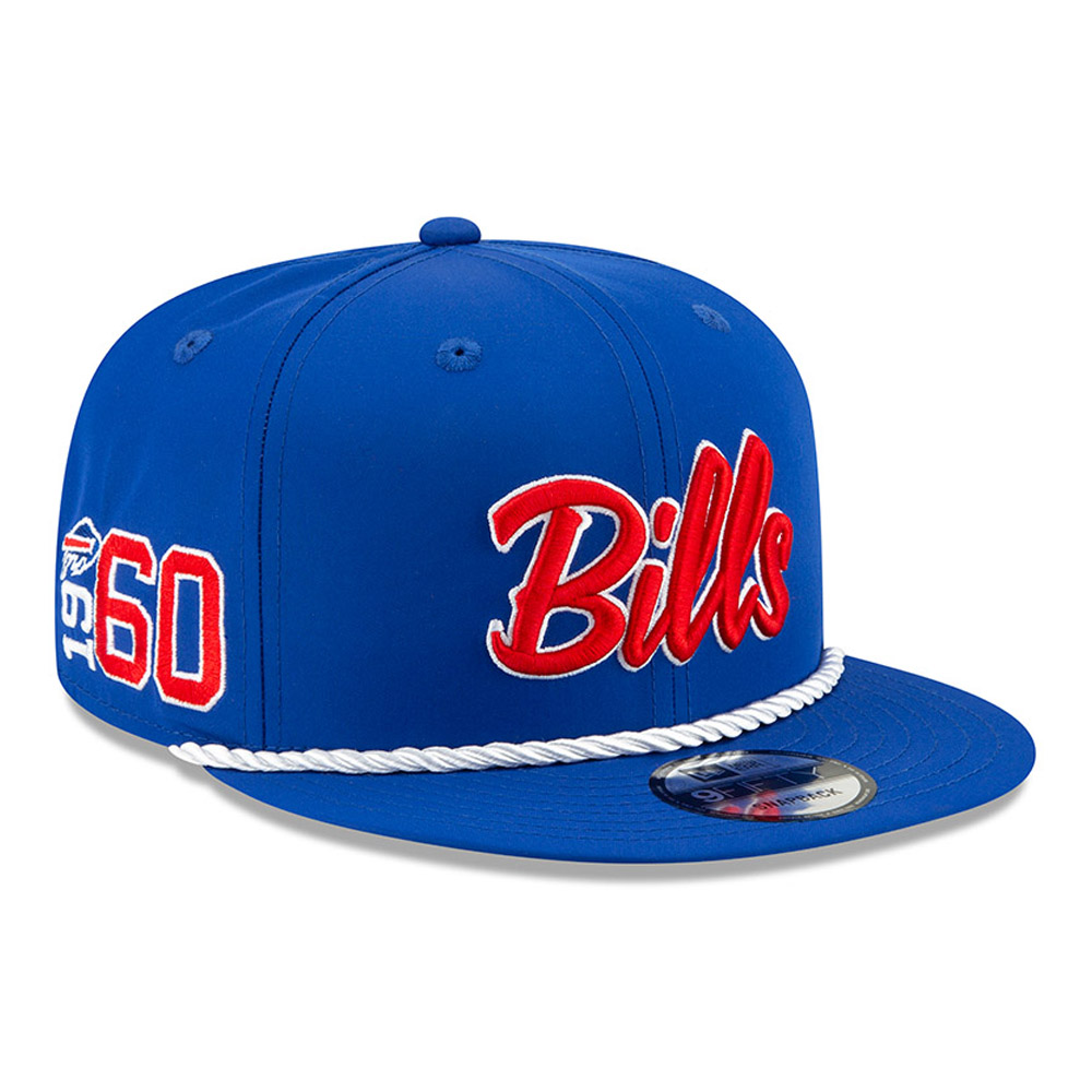 Buffalo Bills Sideline Home 9FIFTY