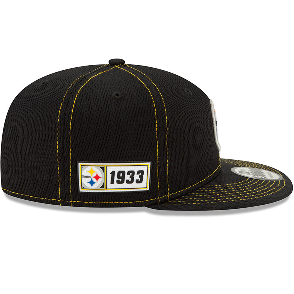 Pittsburgh Steelers Sideline Road 9FIFTY