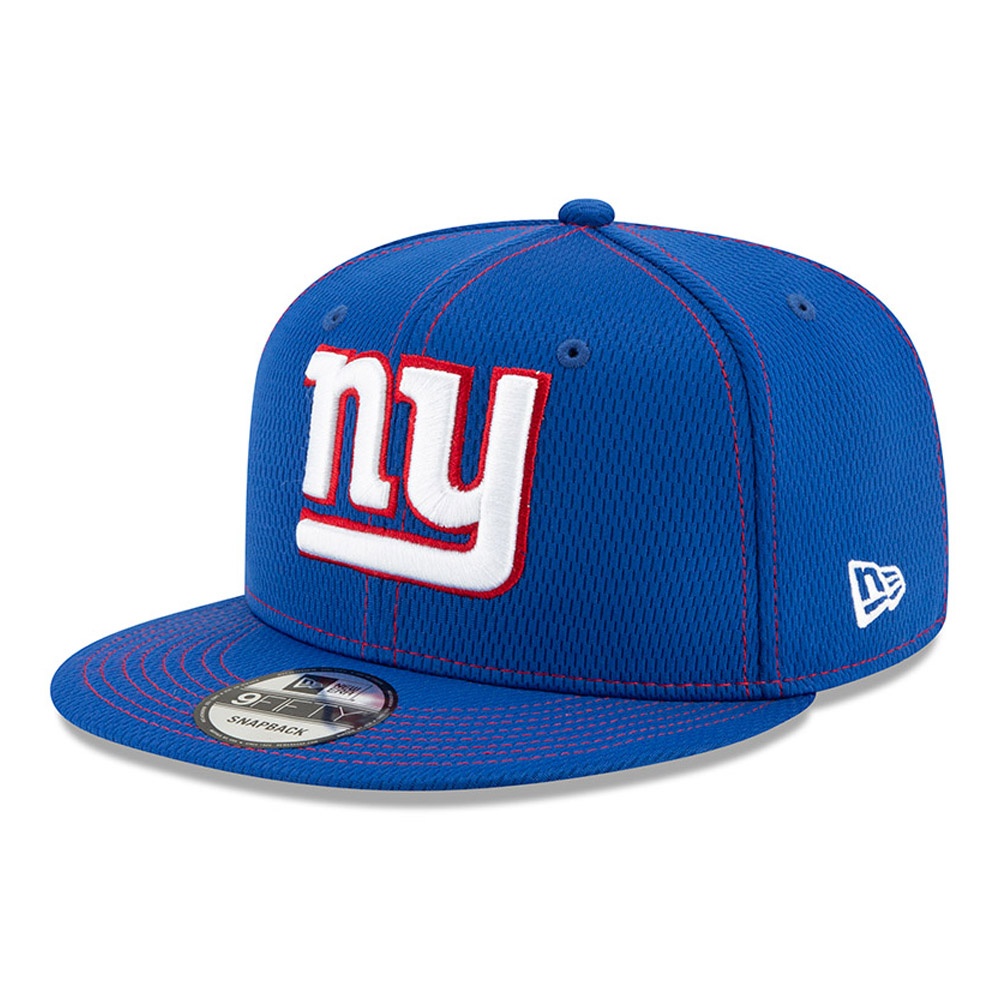 New York Giants Sideline Road 9FIFTY