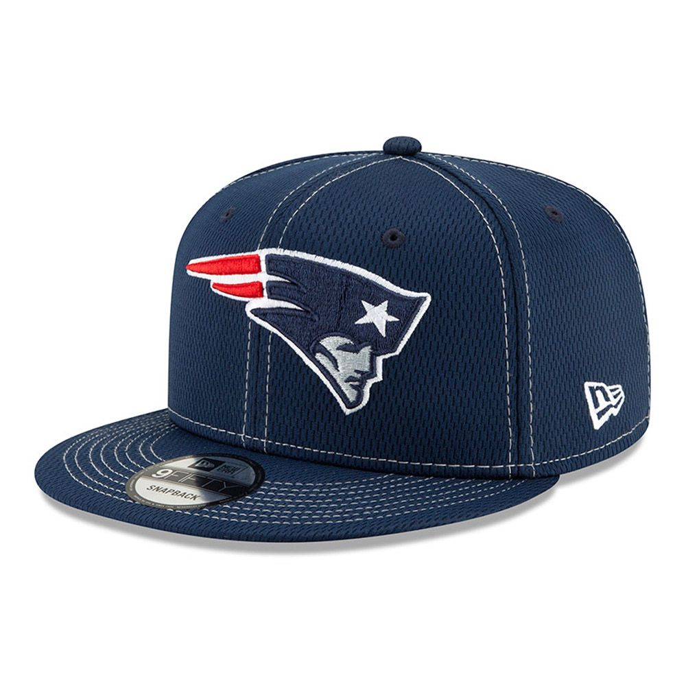 New England Patriots Sideline Road 9FIFTY