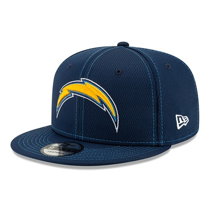 Los Angeles Chargers Sideline Road 9FIFTY