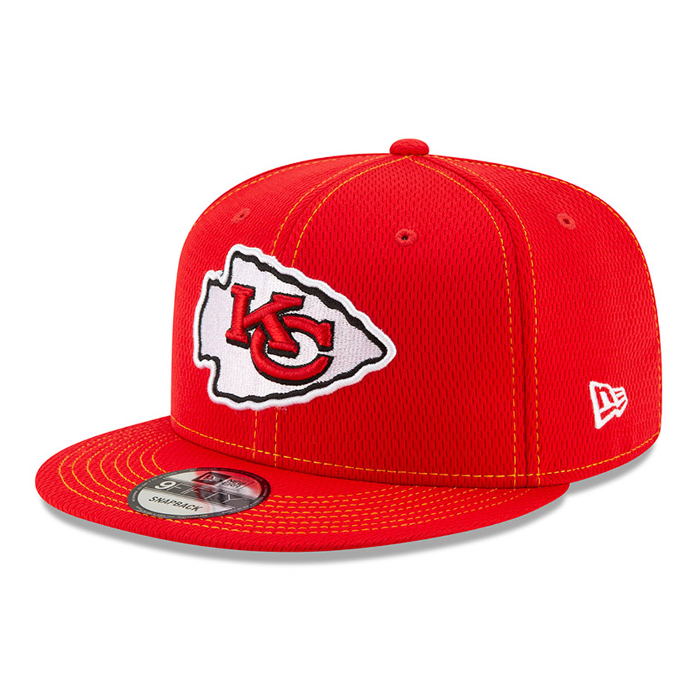 Kansas City Chiefs Sideline 9FIFTY déplacement