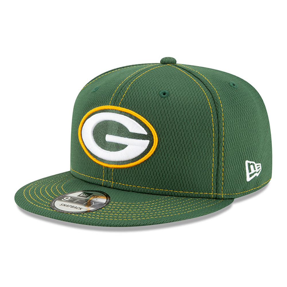 Green Bay Packers Sideline 9FIFTY déplacement