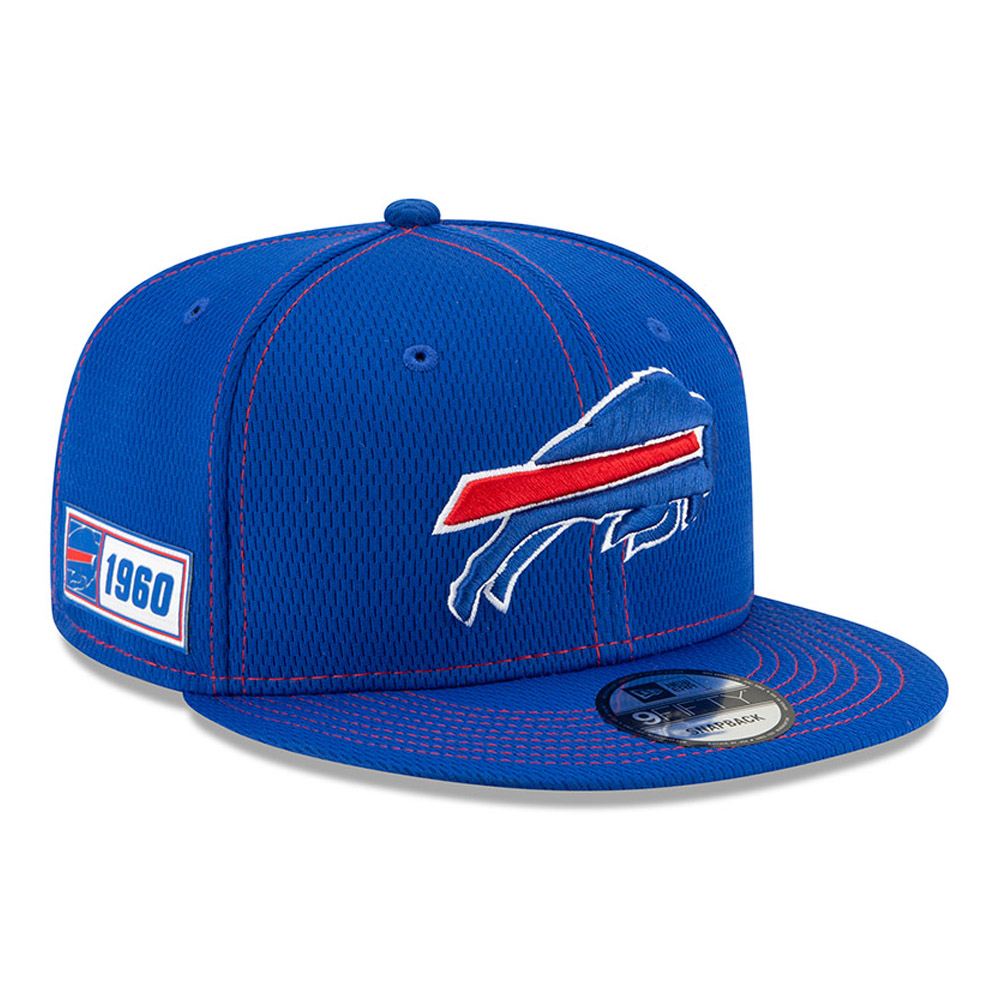 Buffalo Bills Sideline Road 9FIFTY