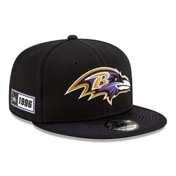 Baltimore Ravens Sideline Road 9FIFTY