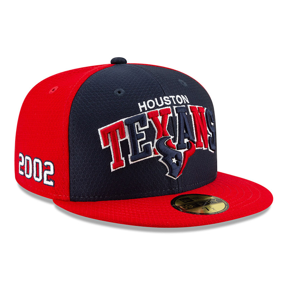 Houston Texans Sideline 59FIFTY domicile