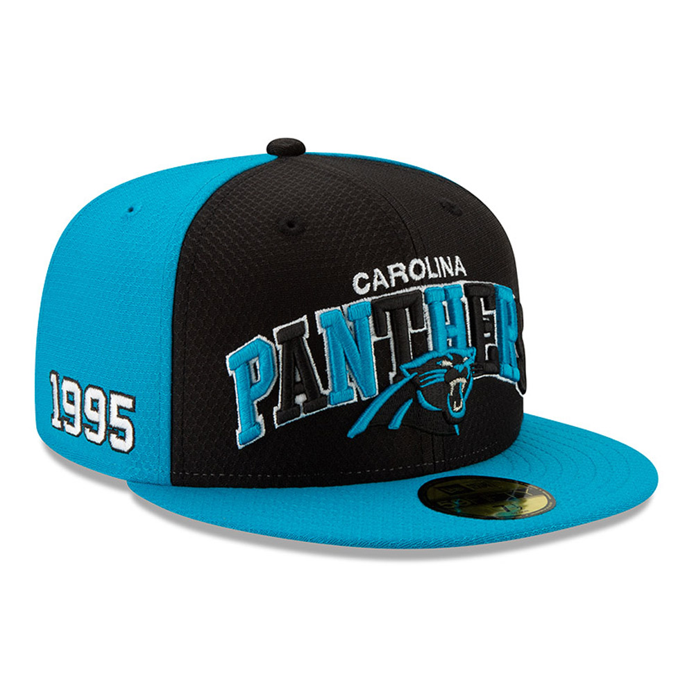 Carolina Panthers Sideline 59FIFTY domicile