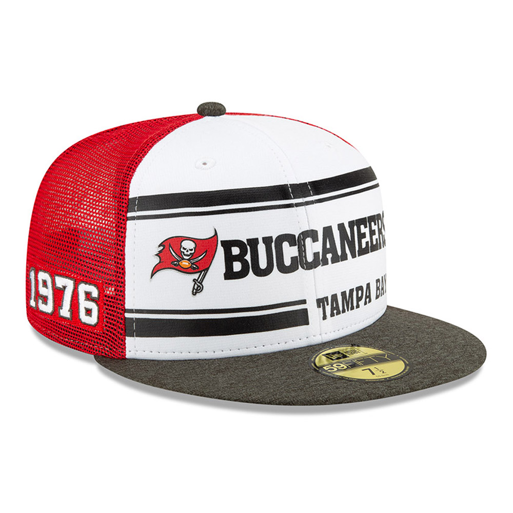 Tampa Bay Buccaneers Sideline Home 59FIFTY