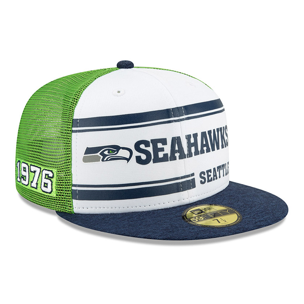 Seattle Seahawks Sideline Home 59FIFTY