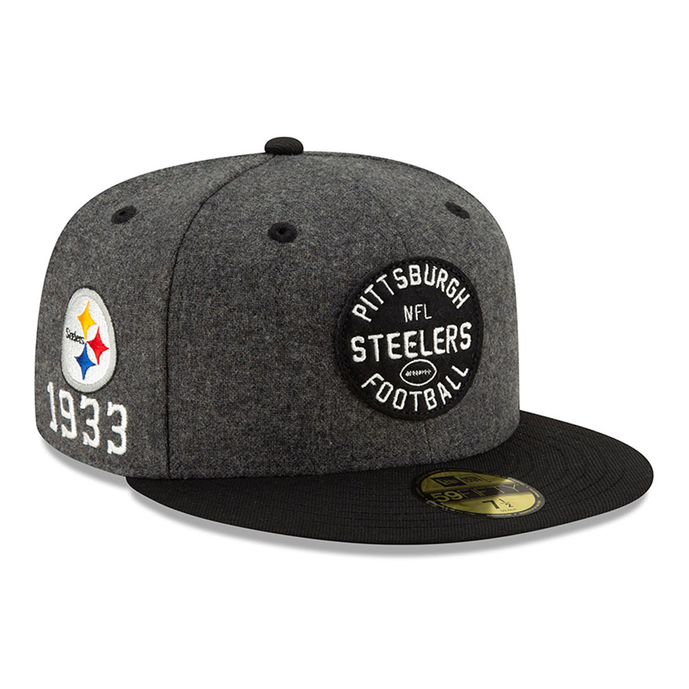 59FIFTY – Pittsburgh Steelers – Sideline Home