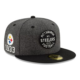 Pittsburgh Steelers Sideline Home 59FIFTY
