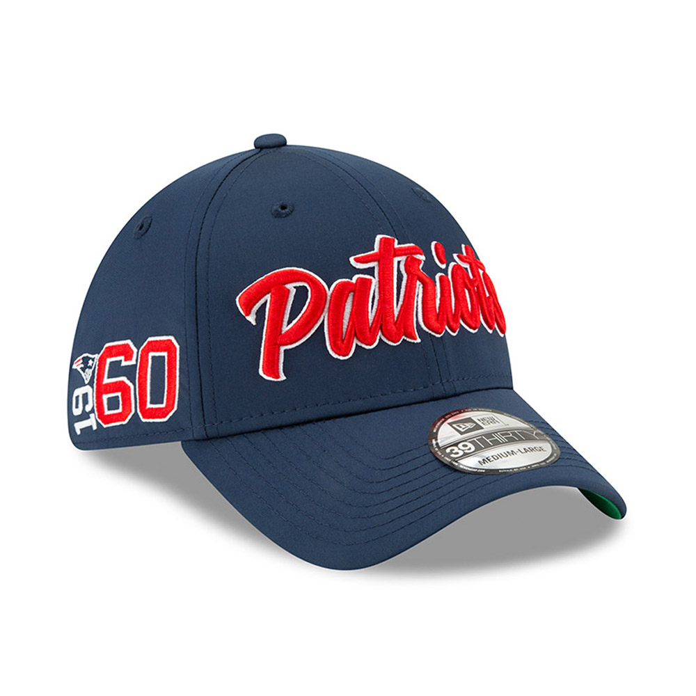 39THIRTY – New England Patriots – Sideline Home