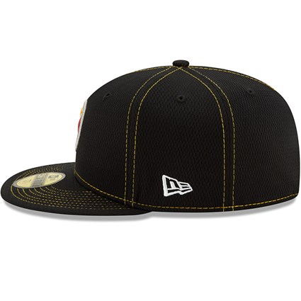 Pittsburgh Steelers Sideline Road 59FIFTY