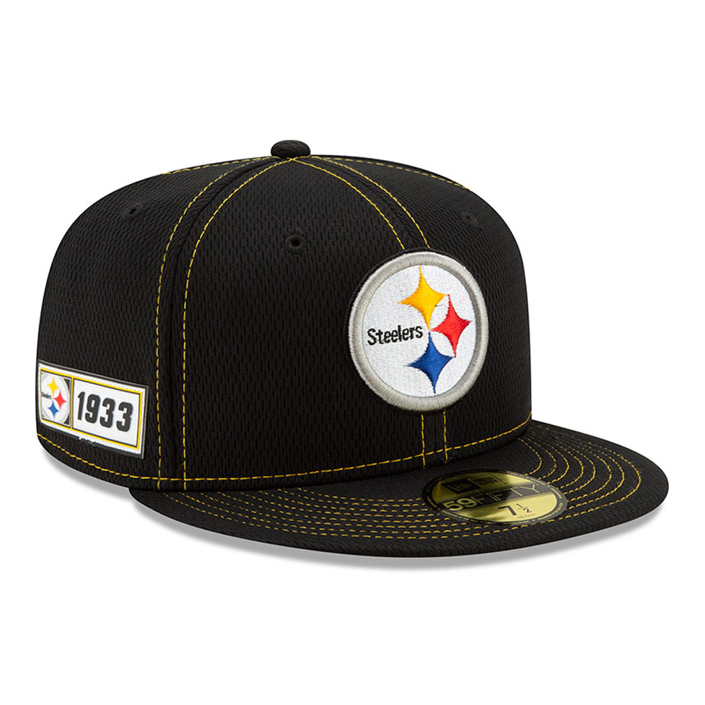 59FIFTY – Pittsburgh Steelers – Sideline Road