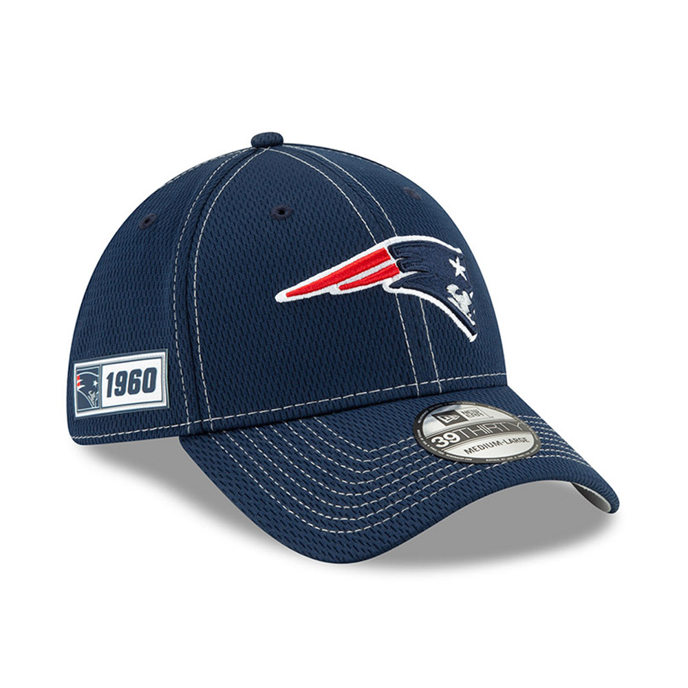 39THIRTY – New England Patriots – Sideline Road