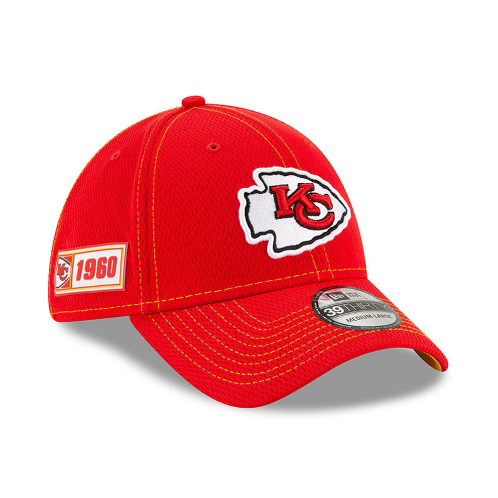 Kansas City Chiefs Sideline 39THIRTY déplacement