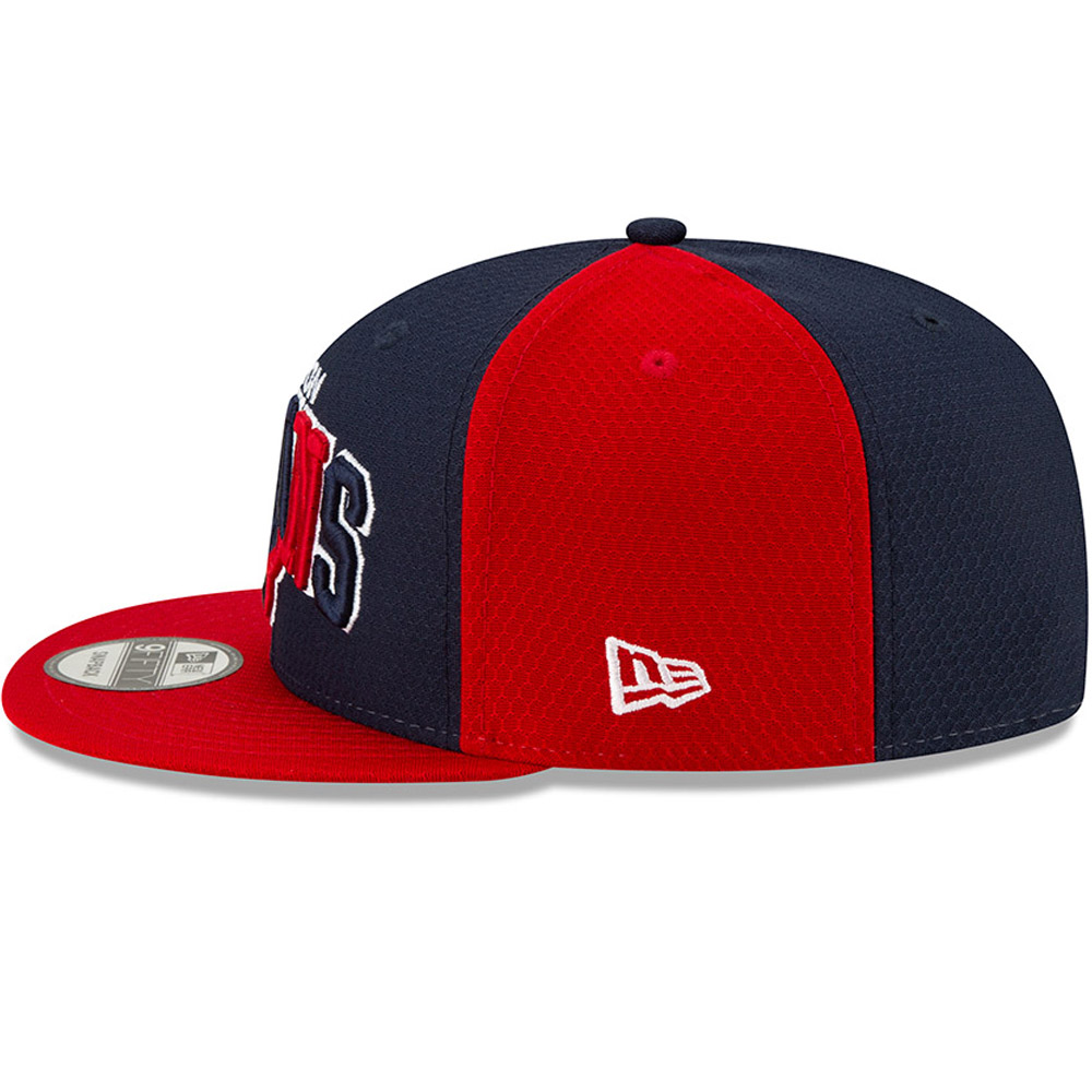 Houston Texans Sideline Home 9FIFTY
