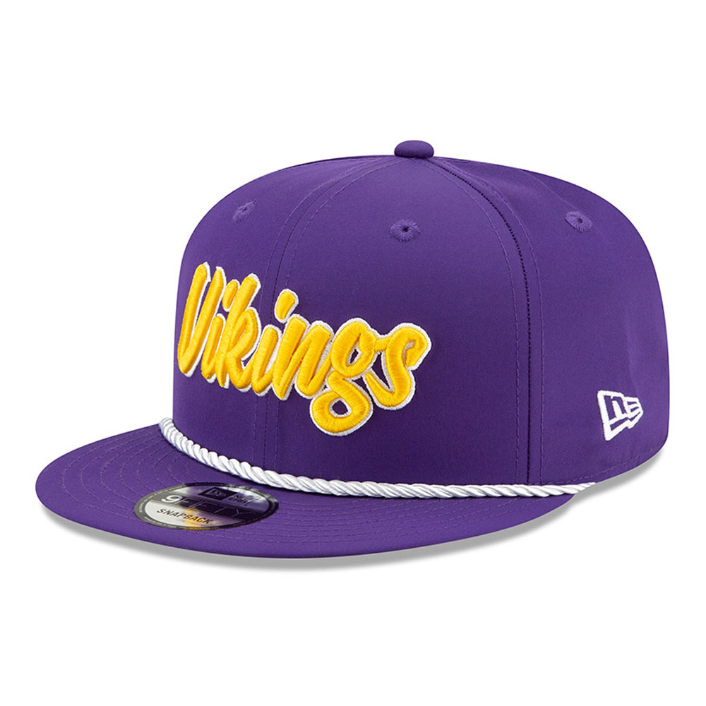 Minnesota Vikings Sideline 9FIFTY domicile