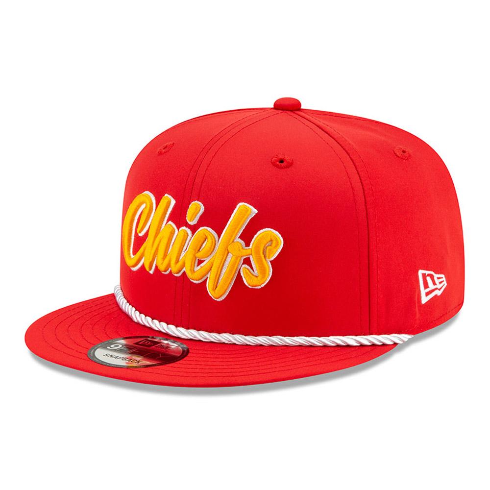 Kansas City Chiefs Sideline Home 9FIFTY