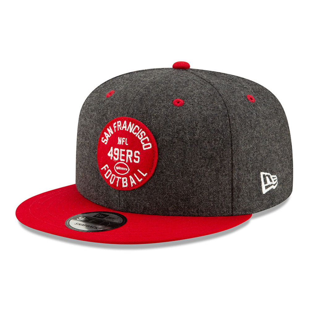 San Francisco 49ERS Sideline 9FIFTY domicile
