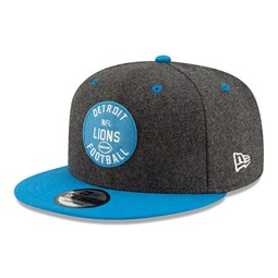 Detroit Lions Sideline Home 9FIFTY
