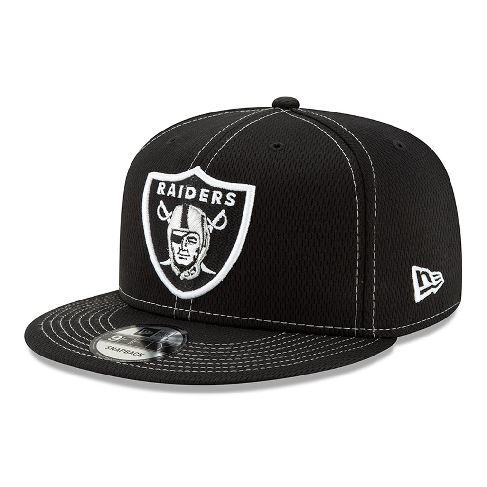 Oakland Raiders Sideline 9FIFTY déplacement
