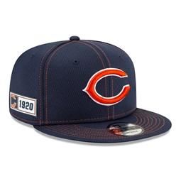 Chicago Bears Sideline Road 9FIFTY