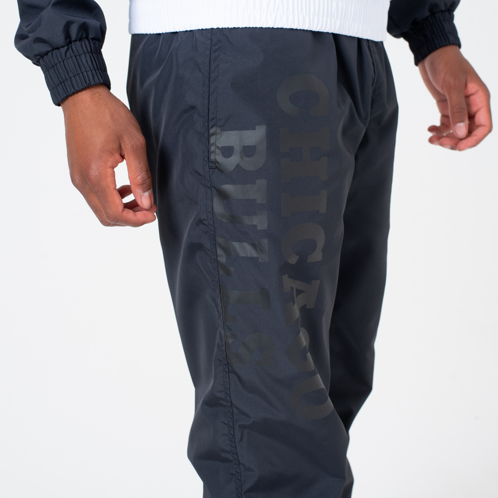 Pantalon de jogging Chicago Bulls Wordmark noir