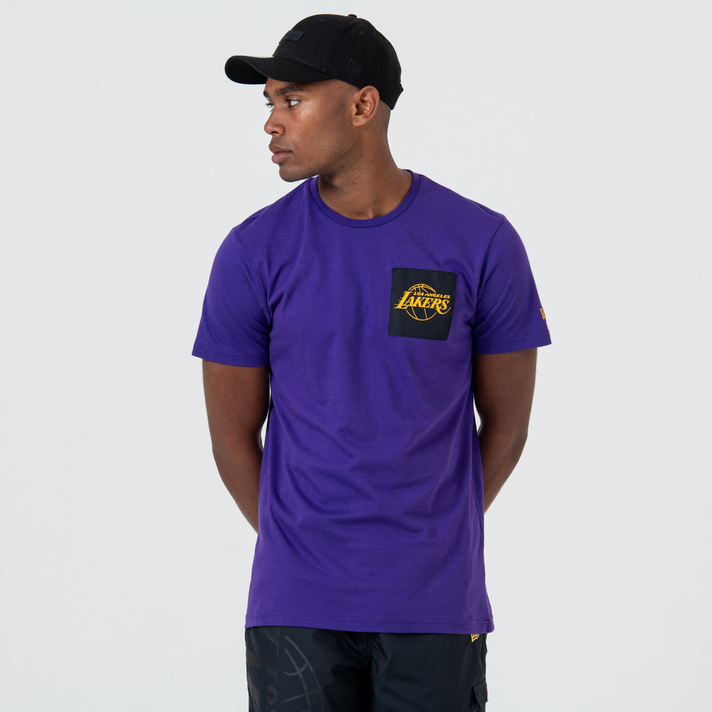 T-shirt Los Angeles Lakers Logo