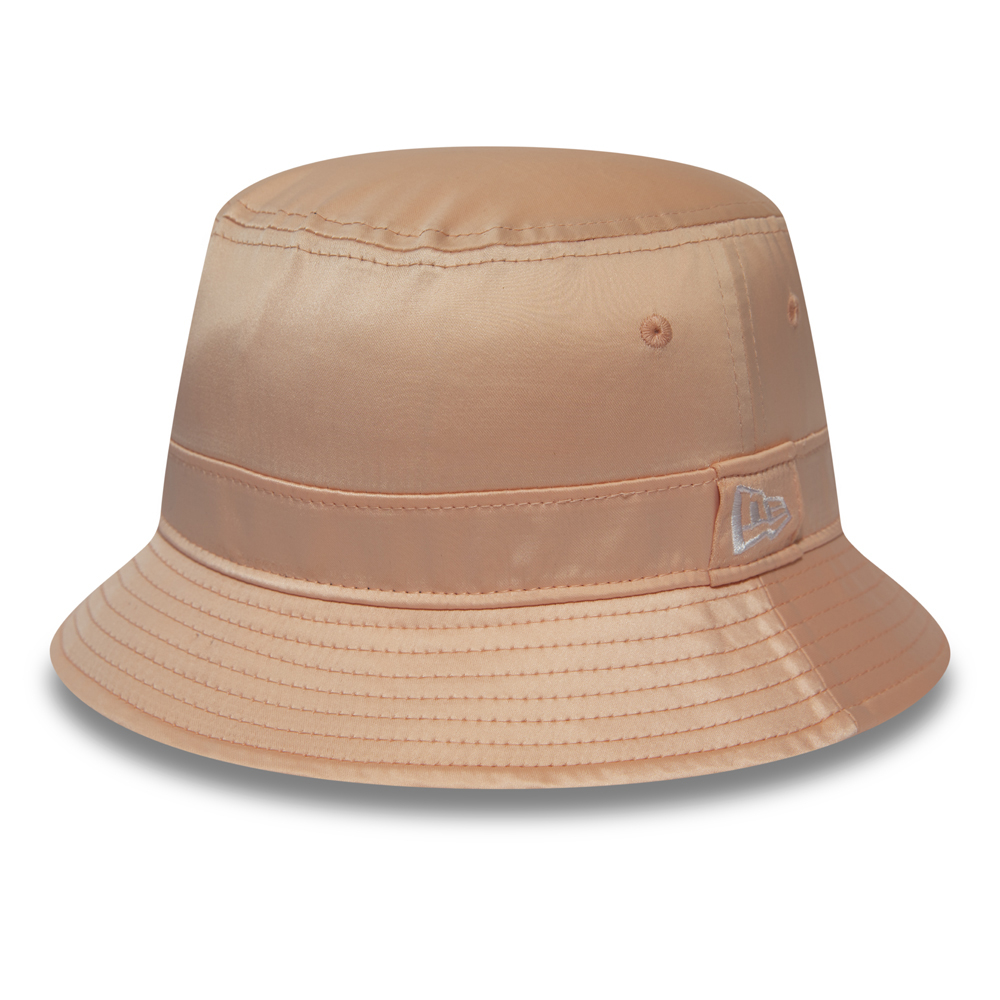 Bob New Era Female Satin Bucket rose