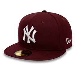New York Yankees Essential 59FIFTY bordeaux